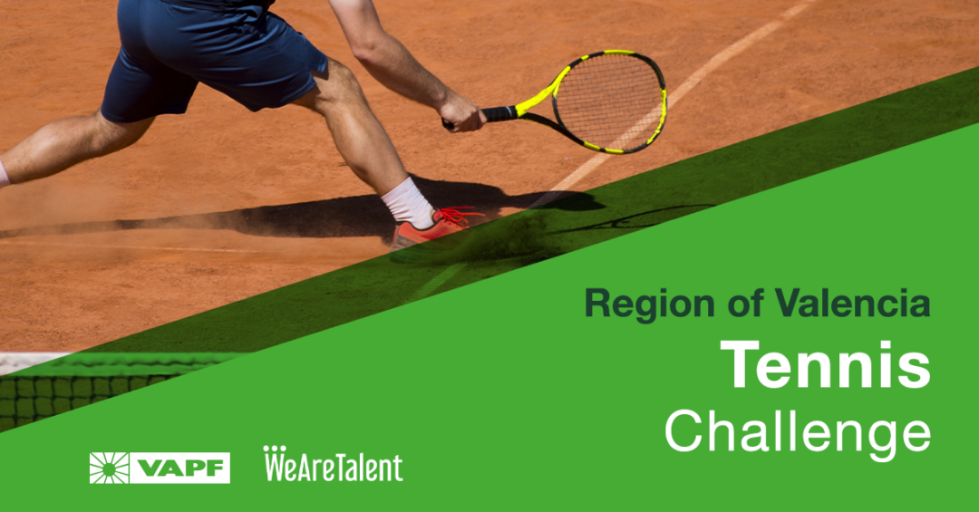 Grupo VAPF is sponsor van de Region of Valencia Tennis Challenge