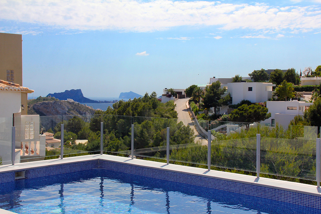 Move in ready villas in North Costa Blanca